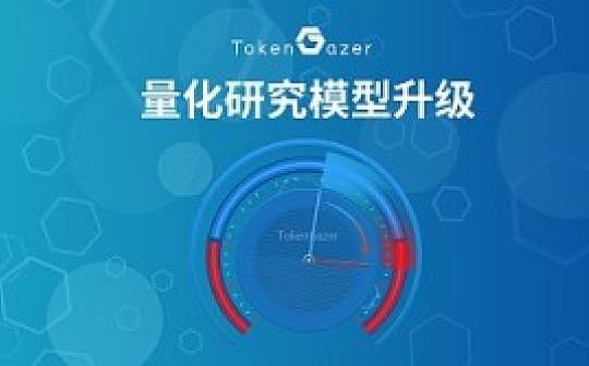 TokenGazer产品迭代升级 全新量化模型TestNet版本上线