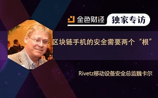 "Rivetz移动设备安全总监魏卡尔:区块链手机的安全需要两个""根"""