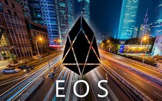 DApp能否让EOS替代ETH?
