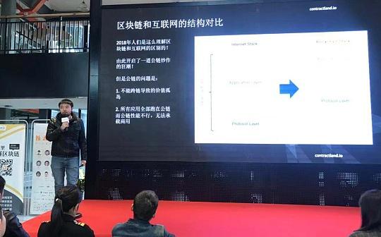 合约大陆李秉阳:专有链的崛起将重构以太坊商业帝国