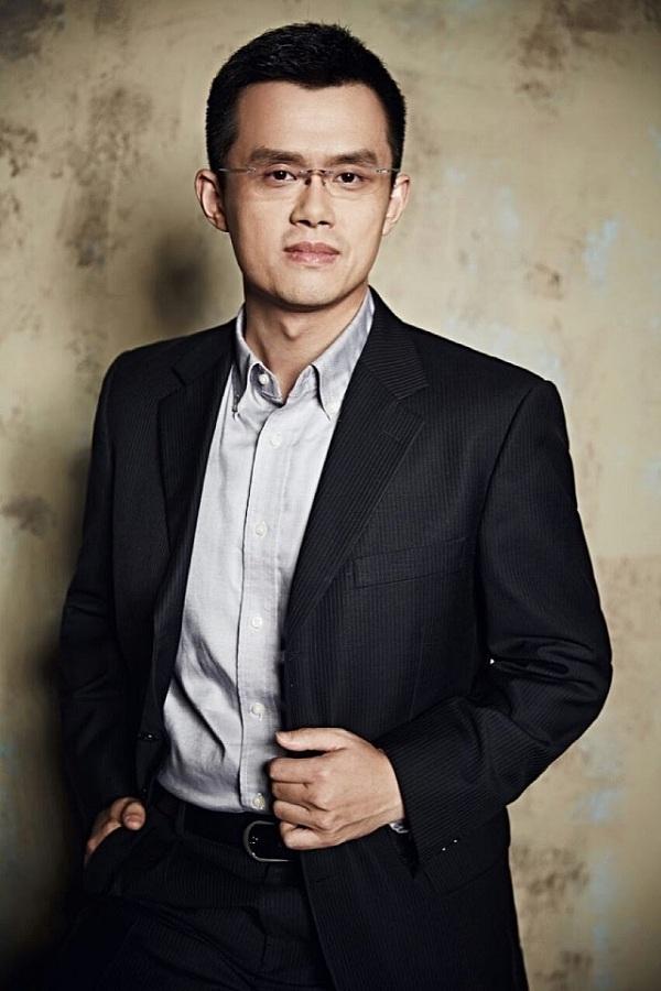 币安CEO赵长鹏
