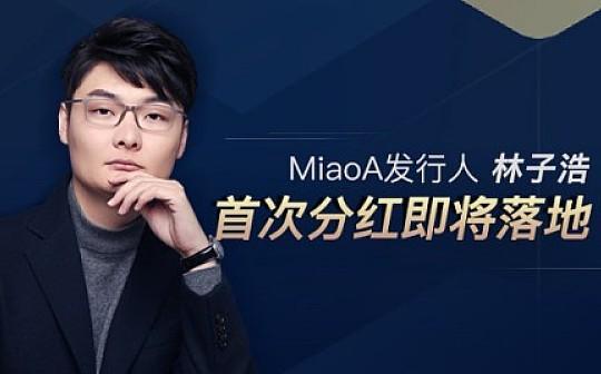发行人林子浩继空投个人数字时间奖励后首次分红也将于近期落地