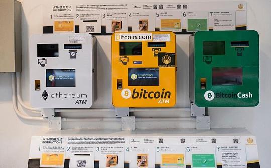 一台机器月营业额3万美金?最强比特币ATM购买指南