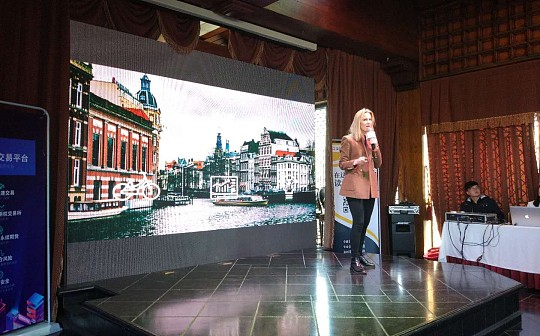 Deribit市场负责人Ulla Rone:为什么数字资产衍生品非常重要