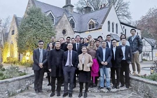 中英区块链专家相聚大宪章岛 共议区块链发展与国际合作