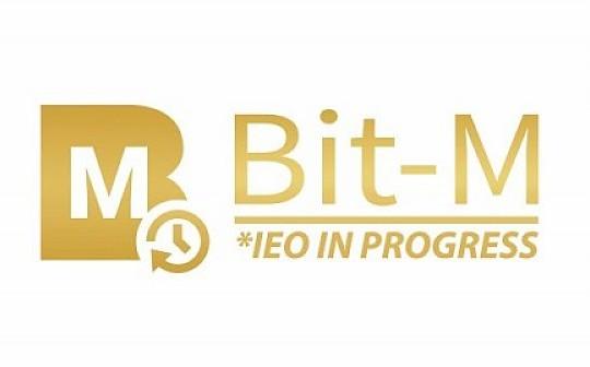 Bit-Z联盟站Bit-M首轮IEO项目上线