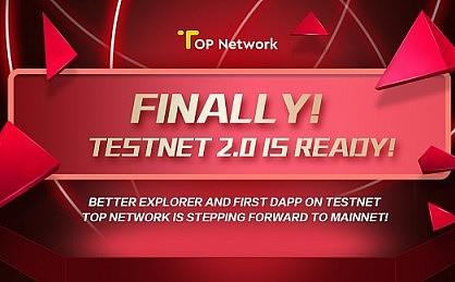 TOP Network测试网升级:聊天也能挖矿