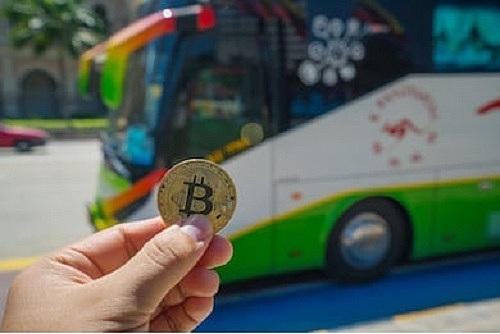 乌克兰基辅重新考虑将比特币用于公交付款
