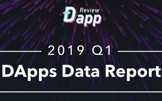 2019 Q1 Dapp数据报告:交易流水达36亿美金