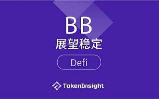 Defi 项目评级:BB  展望稳定 | TokenInsight