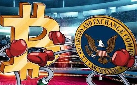 金色早报-美国SEC主席:加密货币仍是监管的重点