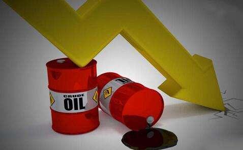 原油价格下跌 因持续供应过剩的原油产量拖累