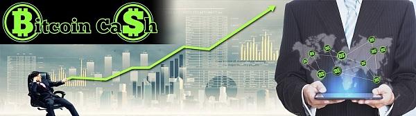 比特币现金正在获得越来越多的欢迎