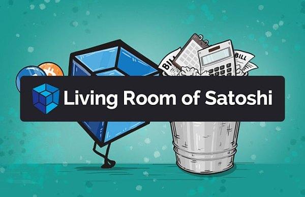 Living Room of Satoshi