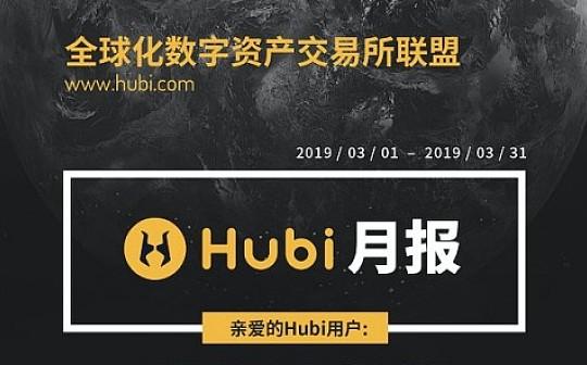 Hubi交易量实现了突破性增长 欢迎优质项目方联系上币