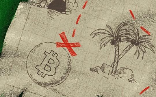 这里有份比特币藏宝图 拼出密钥100万美元就是你的了