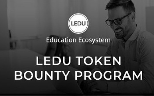 Education Ecosystem 现已发布赏金计划 快来参与吧