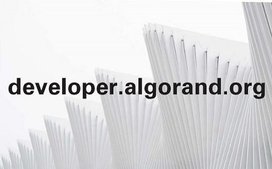 Algorand正式开放测试网TestNet