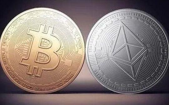 两大主流币BTC和ETH 有望刷新高