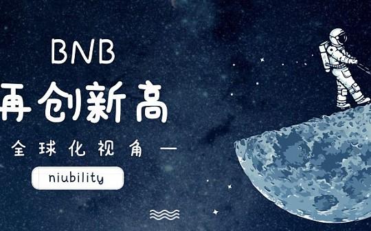 BNB再创新高  你还在等什么?