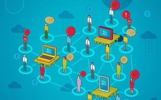 谷燕西:从中心化信息网络向分布式价值网络的迁移
