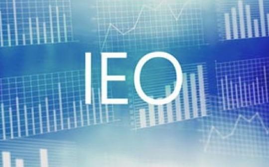 震荡走低、破发 IEO将昙花一现?