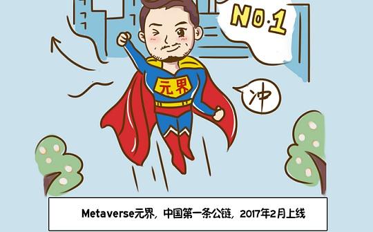 图解中国第一条公链——元界Metaverse