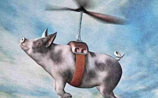 稳定币这只猪已经准备好飞了 可是风还没来