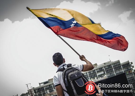 Venezuela and lifesaver cryptocurrency in political turmoil