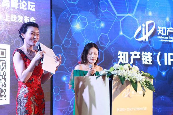 杭州市国立当代文化艺术院周诗雨副院长