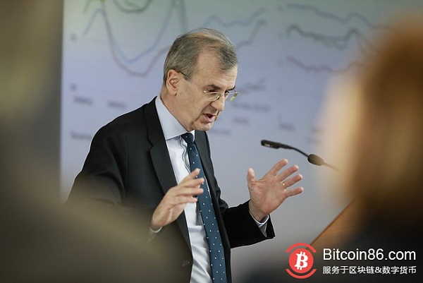 Bank of France Governor: Stabilizing coins have a place in the financial market