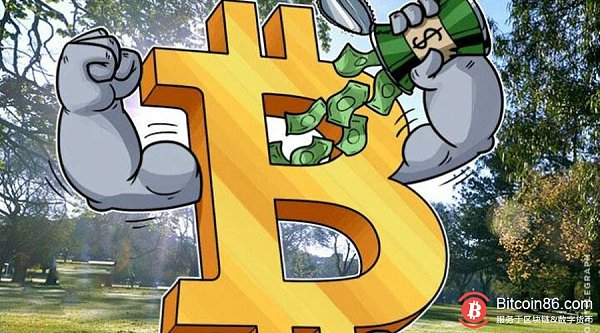 Xinhuanet: BTC broke through 8,000 US dollars, is the long-term chess game still a safe haven?
