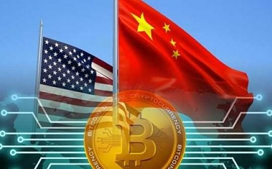 中美之战与数字货币暴涨的逻辑