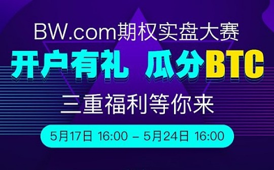 惊心动魄60秒 暴富只在一瞬间 BW.com推出期权猜涨跌活动