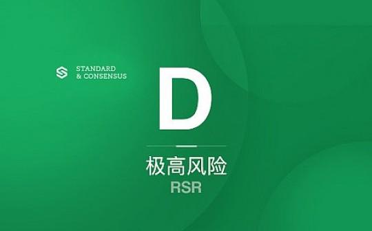 RSR 唯有投资团队亮眼 标准共识