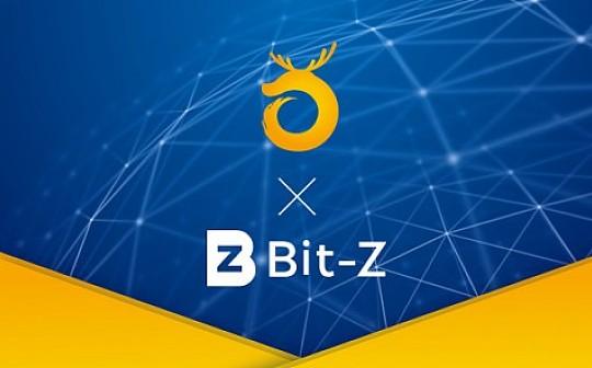 Bit-Z集团与区块链生态游戏社区-聚游公社达成战略合作