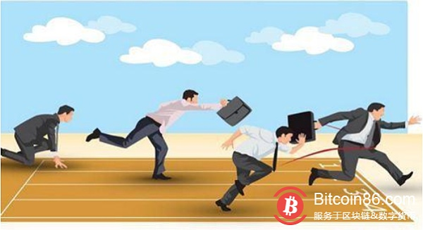 Rain is coming? Baidu, Ali, Tencent, Jingdong Science and Technology in the blockchain field secretly compete