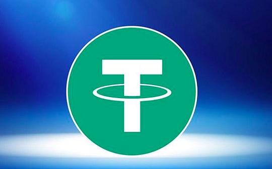 金色早报-Tether凌晨增发1亿美元USDT