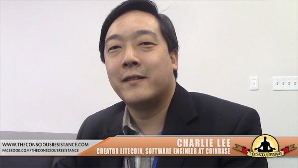 莱特币发明人李启威Charlie Lee