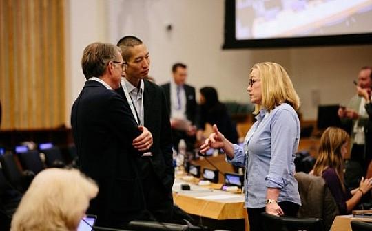 FUSION受邀参加联合国2019年区块链影响峰会