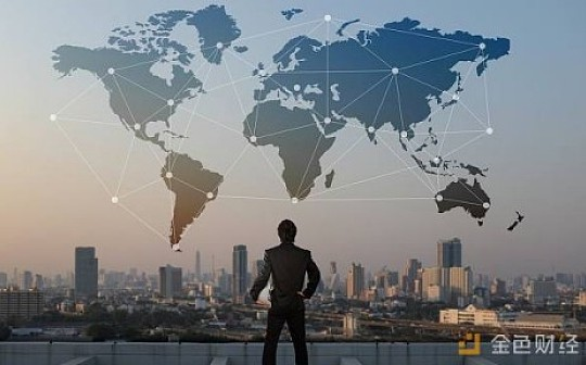 宏观世界新经济的三大要素:科技、货币、法律 (只有数字黄金可以对抗数字美元)