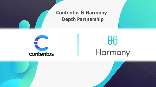 Harmony与Contentos合作 帮助解决增量难题