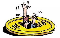 庞氏骗局带来的金融活动超过大多数竞争币