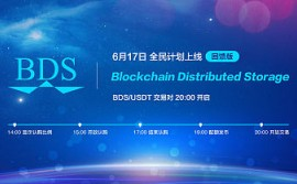 898 Global全民计划回馈版6月17日15:00开启BDS项目认购
