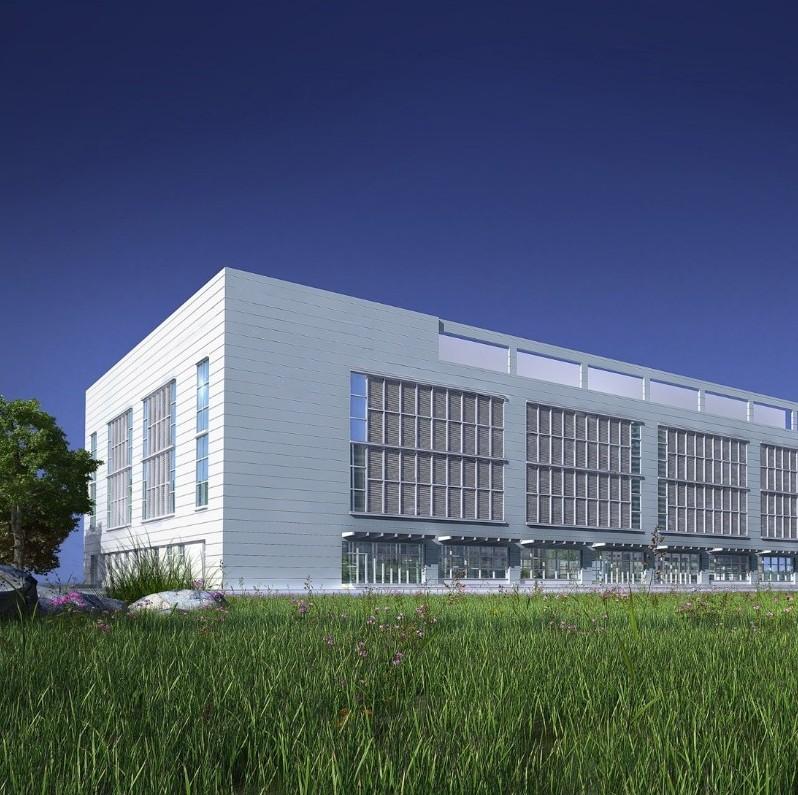 比特大陆首次公开标准比特币挖矿算力中心设计方案