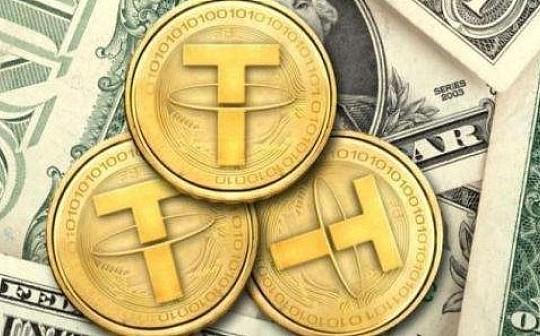 主流稳定币都集中在前 1000 个地址中