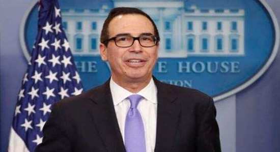 美国财长努钦表示弱美元利好美国贸易 看好税改计划