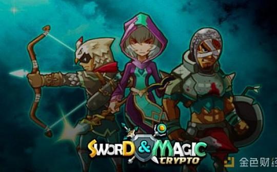 Crypto Sword Magic:现在的Beta版可能不是一个区块链游戏|DApp101