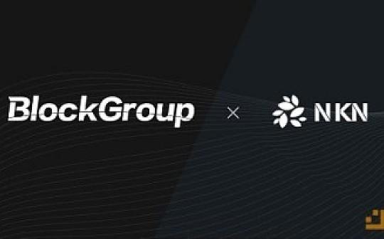 BlockGroup 并购基金新项目: NKN全解