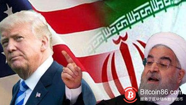 """The conflict between the United States and Iran has intensified, can Bitcoin reproduce """"magic""""?"""